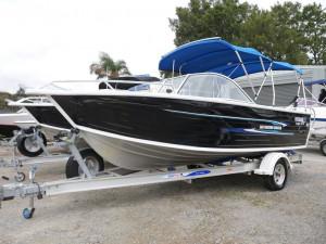 Quintrex 560 Freedom Cruiser - Bow Rider