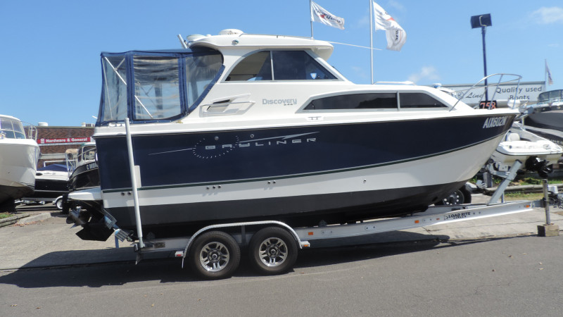 Bayliner 246 Discovery 2008 Model