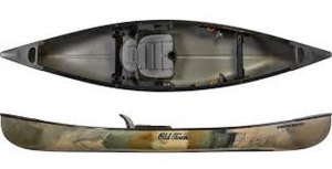 Brand New Old Town Discovery 119 Solo Sportsman canoe!