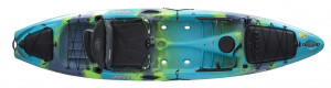 Brand new Jackson Coosa Elite sit on top/stand up fishing kayak.