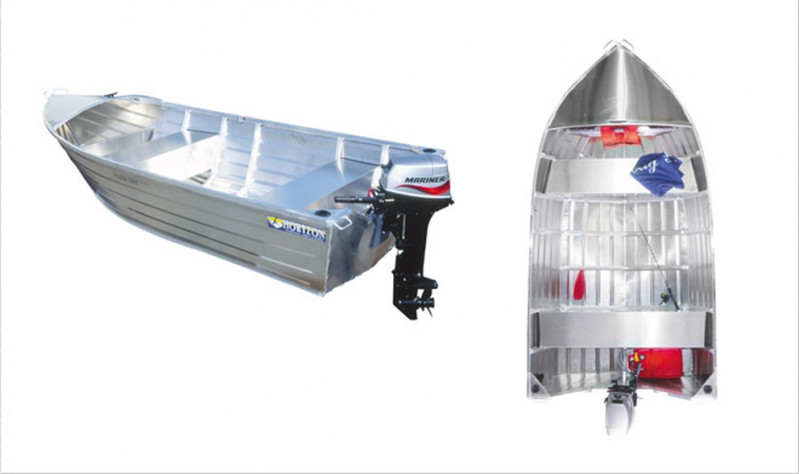 Brand new Horizon 3.75m  Angler V bottom aluminium boat rated to carry 4 people and a 20hp short shaft outboard in stock! (1 only)