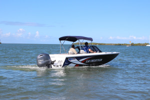 Quintrex 530 Freestyler ( Bow Rider ) pack 4