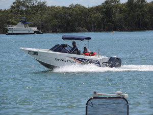 Quintrex 530 Freestyler with a Yamaha F115 Hp( Bow Rider ) pack 2