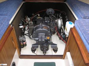 Yamaha 25 Mk II