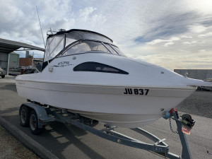 KINGFISHER 5500 ECLIPSE CUPPY