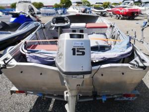 Stacer 380 SeaSprite
