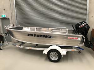 Stacer 429 Rampage 2021 Model