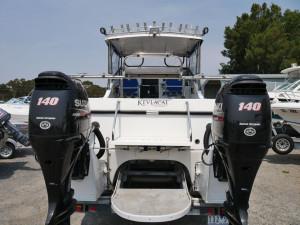 Kevlacat Offshore 2400