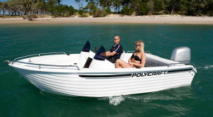 New Polycraft 480 Front Runner Pack 2 Powered by F70 Yamaha