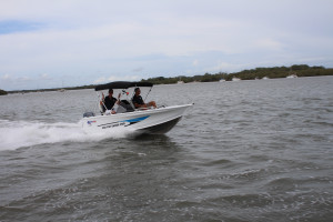 New Model Quintrex 430 Top Ender Pro Powered by the Yamaha F60 EFI 4 Stroke Our pack 2
