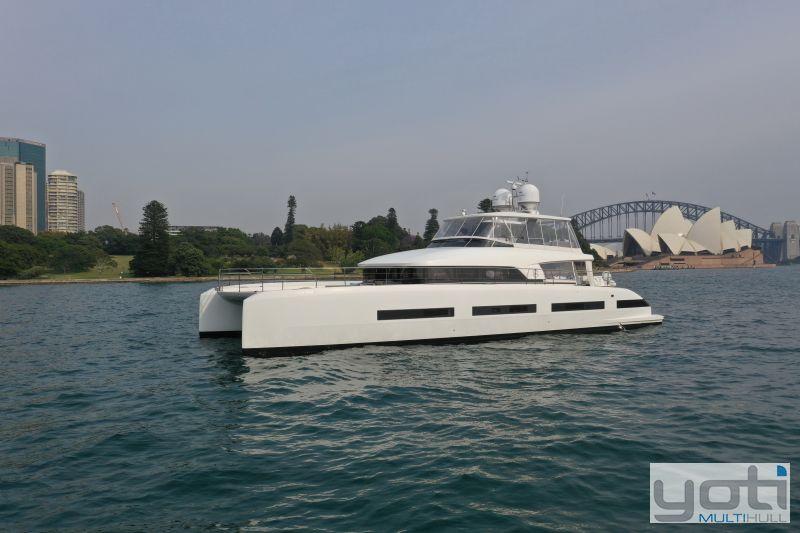 Lagoon SEVENTY8 Motor Yacht - GBS - Sold
