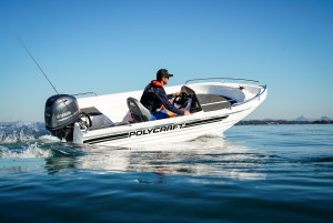Polycraft 410 Challenger Side Console Our Pack 4 Powered by the Yamaha F50