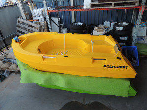 POLYCRAFT 300 TUFF TENDER 2021  Pack 1 Only