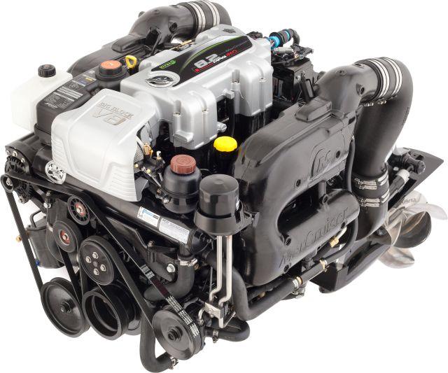 Mercury MerCruiser 8.2L 430HP