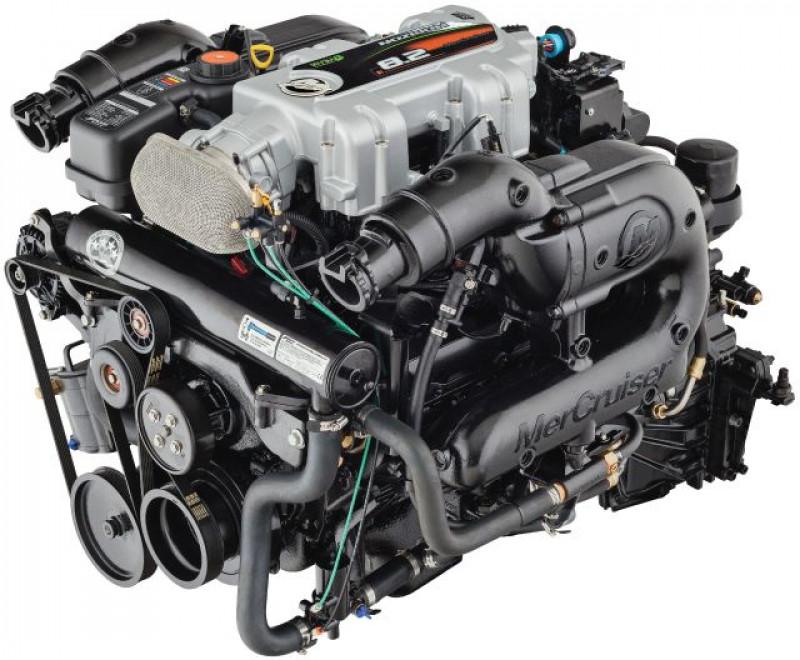 Mercury MerCruiser 8.2L 375HP Inboard