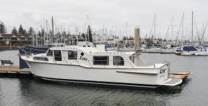 1975 Custom 41 Cruiser