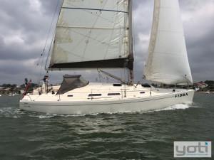 Hanse 370e - Fidra