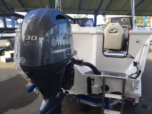 New Quintrex 550 Freestyler  Yamaha F130 with a Quintrex Wrap