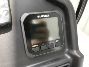 Stacer 481 Crossfire Side Console Suzuki DF70 2022 Model
