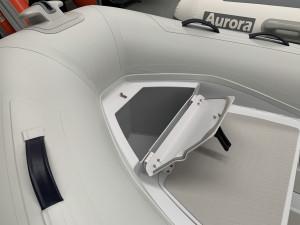 Aurora Reef Rider 350  aluminum open  RIB