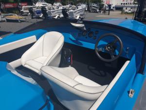 Lewis Ski Boat Chev V8