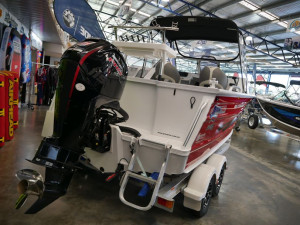 Quintrex 610 Fishabout Package