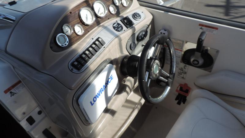 Larson 260 Cabrio 2009 Model