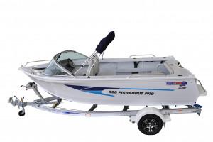 QUINTREX 520 FISHABOUT PRO