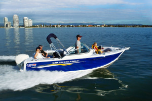Quintrex 540 Cruiseabout