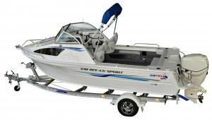 Quintrex 540 Ocean Spirit