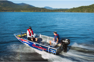 Quintrex 390 Outback Explorer