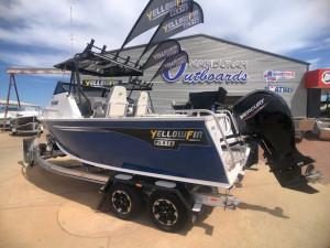 Yellowfin 6200 Folding HT