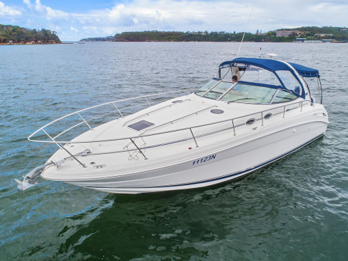 2004 Sea Ray Sundancer 395