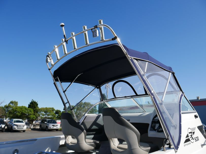 Revival 530 Offshore - Cabin Boat
