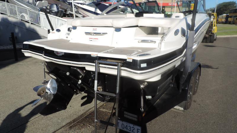 Chaparral 216 SSi 2012 Model