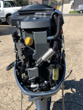 NEW YAMAHA 50HP FROM AUTHORISED DEALER - BELOW DEALER COST
