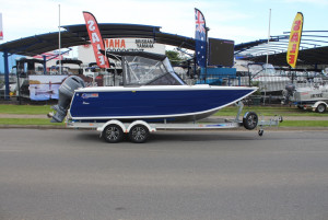 NEW QUINTREX 590 FREESTYLER WITH F 150 HP PACK 3