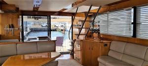 2006 Maritimo 52 Cruising Motor Yacht