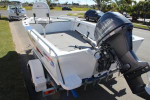 QUINTREX 420 HORNET TROPHY  TS F50HP PACK C