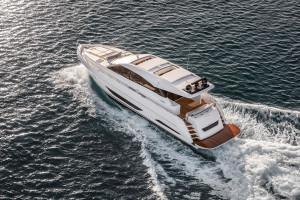 Maritimo X60 Sports Yacht