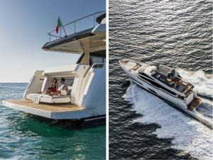 Ferretti Yachts 780