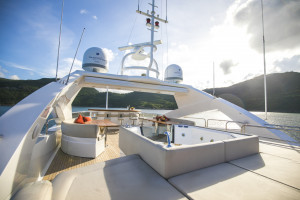 2012 Sunseeker 40 Metre Yacht