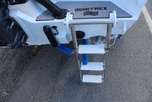 New Quintrex 550 Freestyler Pack 4 Powered by the Yamaha F130