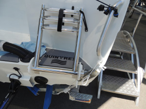 New Quintrex 510 Freestyler with F 115  YAMAHA Pack 4