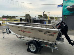NEW Anglapro Chaser 434 Spec