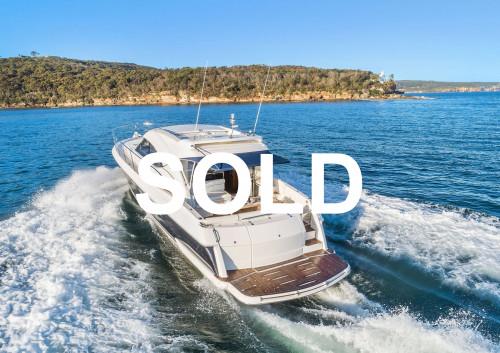 2012 Riviera 5000 Sports Yacht