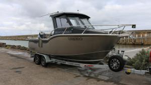 New Seacruiser 6600HT
