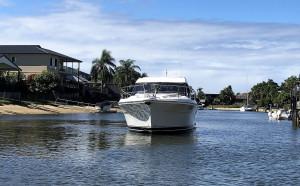 2007 Riviera 3600 Sports Yacht