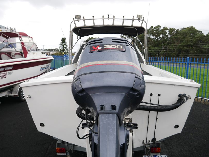 SAVAGE 645 OFFSHORE
