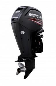 Mercury 115 HP EFI Fourstroke